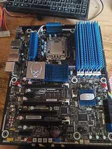 Intel DX58SO2 mit Xeon E5687 @3,6 GHz, 12 GB Patriot, Cooler Master V10, lesen!