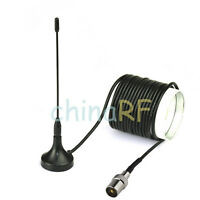 Digital 5dBi Antenna Aerial with TV male straight for Freeview DVB-TV HDTV New