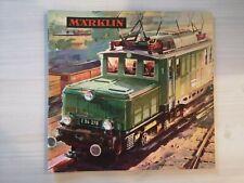 Catalogue Marklin 1964 1965 Complet en FRANCAIS avec Price List