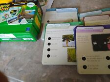 Hot Dots Science Cards Earth&Weather Matter & Energy,Force& Motion, Astronomy Fs