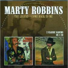 Robbins,marty - Legend  Come Back To Me NEW CD