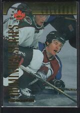 ADAM DEADMARSH 1997/98 DONRUSS CANADIAN ICE  #126  DOMINION COLORADO SP #131/150
