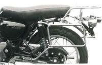 Kawasaki W 650 / 800 Laterales y Superior Caja Alforja Fundas Cromo Hepco Becker