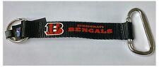 Cincinnati Bengals NFL Logo Moschettone Portachiavi