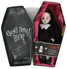 Living Dead Dolls 13th Anniversary Sadie w Coffin & Death Certificate Mezco Toys