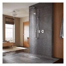 Mira Adept BRD+ Thermostatic Mixer Shower Designer Modern Chrome 1.1736.415