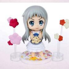 NEW Nendoroid Series Anohana Honma Meiko Menma PVC Action Figure Anime Figurine