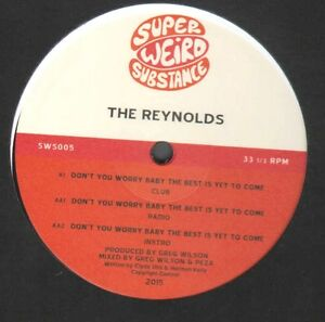 """Very In demand Limited Press  - The Reynolds - Don't You Worry Baby -12"""""""