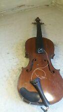 old Violin , needs refubishment / U