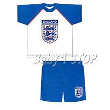 Official England Boys Shortie Pyjamas 3-4 Years BNWT