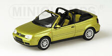 Minichamps 430058334 VW Golf IV Cabrio 1999 gold met. 1:43 NEU/OVP