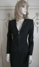 AUTH GIANNI VERSACE COUTURE ICONIC BLAZER JACKET 38 IT , 8 UK , 4 US