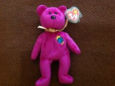 A very Collectable & Rare ,Retired Millenium misspelt TY Beanie Baby Bear