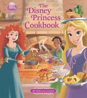 The Disney Princess Cookbook (Hardback or Cased Book)