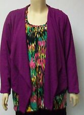 YOEK,DUTCH DESIGNER,NEAT LITTLE PURPLE JACKET THEIR SIZE MEDIUM,MADE IN TURKEY.
