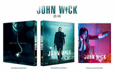 John Wick (2016, Blu-ray) Full Slip Case Edition / NOVA