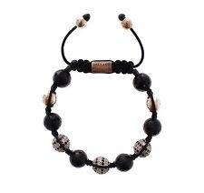 Shamballa Armbänder mit Achat Edelsteine