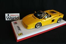 MG Model Koenig Testarossa cabrio 1:18 yellow (PJBB)