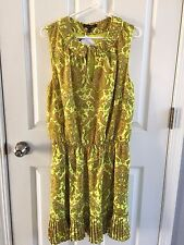 BANANA REPUBLIC Women's Sleeveless Dress Size Large New With Tag