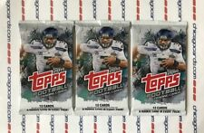 3x 2014 Topps FB 12cd Pack 1 Rookie(Jimmy Garoppolo Beckham RC Autograph Relic)?