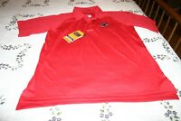 5.11 Tactical #71049 Performance Polo WITH LOGOS Range Red Size Medium
