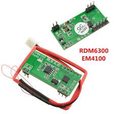 Rdm6300 Em4100 Uart Ttl Rs232 125khz Rfid Card Key Id Reader Module For Arduino