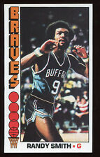 1976-77 Topps #40 Randy Smith Buffalo Braves Carte NBA Basketball