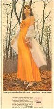 1965 vintage AD for FEMS feminine protection hygiene  Elegant Model 040517