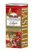 Basilur New Years Gift -Finest quality Christmas inspired Ceylon Black Tea blend