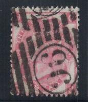 Großbritannien 1867 Mi. 28 Gestempelt 80% 3 P, Königin.