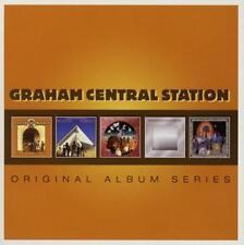Graham Central Station - Original Album Series - 5 CD / Mini LP cover / 2013