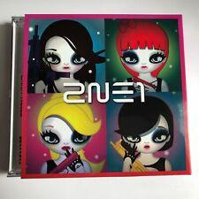 K-POP 2NE1 2nd Mini Album CD + Photo Booklet