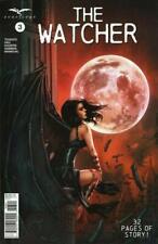 Watcher #3 Geebo Vigonte Cover