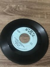 STAX RECORDS BOOKER T & THE MG'S CHINESE CHECKERS / PLUM-NELLIE 45 RECORD