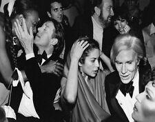 Andy Warhol & Friends At Studio 54 11 x 14 Print   #  #3097