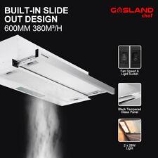 Gasland Chef Rangehood 900mm Slide out Range Hood 90cm Kitchen Stove
