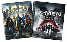 X-Men and the Wolverine Collection - 1 2 3 4 5 6 + Days of Future Past - Blu-ray