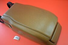 H#5 92-99 MERCEDES BENZ W140 CENTER CONSOLE ARM REST S420 S500 S600 PEANUT OEM