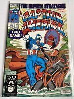 1968 Series 9.2 Captain America #602 March 2009 Marvel NM