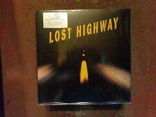 ORIGINAL SOUNDTRACK - LOST HIGHWAY - LTD+ NUMBERED YELLOW  VINYL/LP - NEW