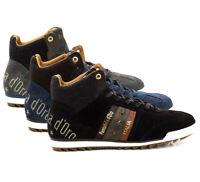 Scarpe Pantofola d'Oro IMOLA GRIP MID uomo men Shoes Sneakers stringata 100% pel