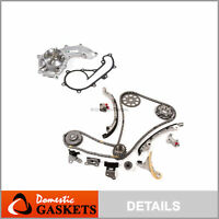 Timing Chain Kit Water Pump for 05-15 Toyota Tacoma 2TRFE 2.7L DOHC