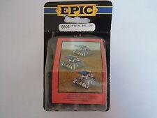 WARHAMMER EPIC 40K IMPERIAL GUARD BASILISK MIB