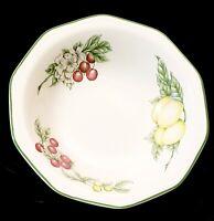 "☀️ Churchill England Victorian Orchard Oval Serving Bowl Fruit 10"" x 3"" Lemon"