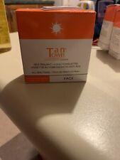 Tan Towel Self-Tan Anti-Aging Face Towelettes 15 Towelettes NIB