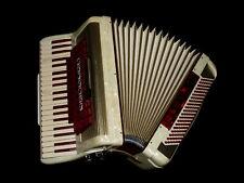 Italienisches Akkordeon SCANDALLI 120 Bass , accordian ,acordeao vintage selten