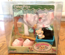 Fisher Price Briarberry Bear Berry Doctor Set with Wagon Outfit in Box