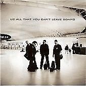 U2 - All That You Can't Leave Behind (2000) CD Special Edition with bonus track