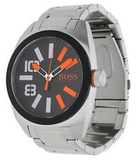 Hugo Boss Orange Herren Armbanduhr London silber 1513114
