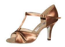 NEW Aida latin shoes 067T - Round Toe (Manusova)